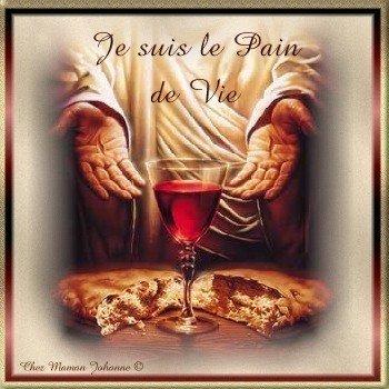 Manger la chair et boire le sang de j sus christ - Priere pour couper le sang ...