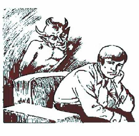 Ne pas confondre les oeuvres de la chair et les démons