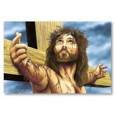 Une croix dressée (remix JML)